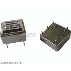 压电晶体材料 晶体谐振器 晶体振荡器原厂图片