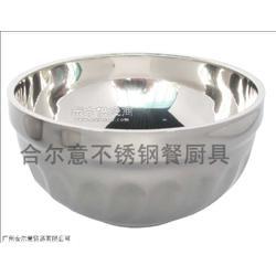 不锈钢碗\双层碗图片