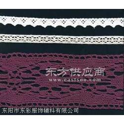 供應質優價平棉線蕾絲 大型花邊工廠圖片