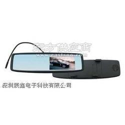 4.3寸倒车后视镜 显示屏 自动信号检测 RV-431图片