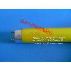 T8 40w防紫外线灯管 黄色灯管 防UV灯管 驱蚊灯管图片