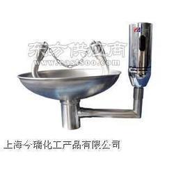 供应各地验厂洗眼器/全不锈钢自动感应壁挂式洗眼器图片