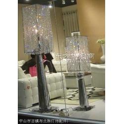 布兰琳专业生产现代风格台灯水晶台灯客房台灯图片
