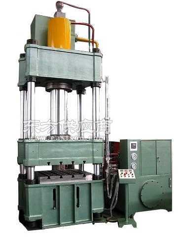 单柱液压机图片 - 东方供应商图片