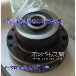 JASR固定式空油压夹头-前推式图片