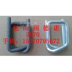 3870镀锌磷化钢丝回型打包扣图片