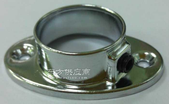 25mm衣管托椭圆形图片