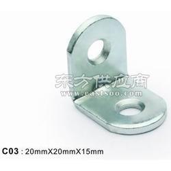 鐵鍍鋅角碼 STEEL CORNER C03圖片