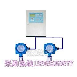 总线式气体报警器主机检测可燃气体显示的浓度单位图片