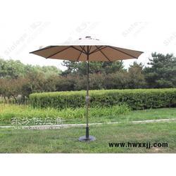 直杆手摇偏头伞露天庭院阳台休闲伞户外室外遮阳伞图片
