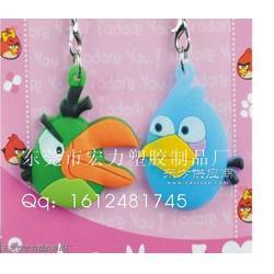 愤怒的小鸟 手机吊饰图片