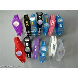 XB新款能量平衡手環、硅膠健康手環圖片
