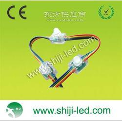 供应全彩方形外露灯串方形全彩灯串LED方形灯串图片