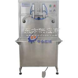 供应大豆油灌装机 半自动食用油灌装机图片