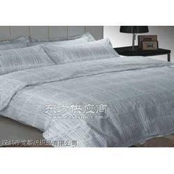 宾馆布草床上用品,活性印花床上用品图片