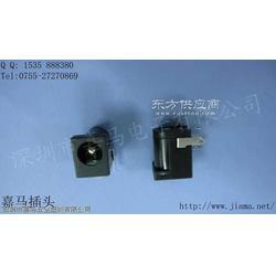 供应各种规格DC母座/DC005插座图片