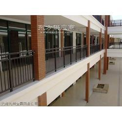 专业生产锌钢型材,朝阳阳台护栏,楼梯扶手图片