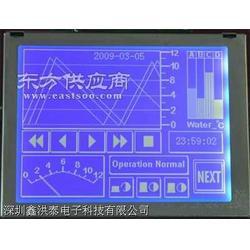 3.8寸LCD液晶320240手持设备液晶屏图片