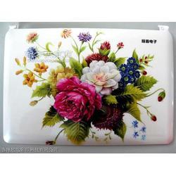 提供笔记本外壳彩印机-苹果电脑外壳彩印设备图片
