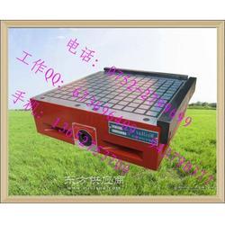 加工中心强力磁盘400400图片