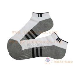 双色运动棉袜时尚运动袜半毛圈运动袜袜子厂家图片