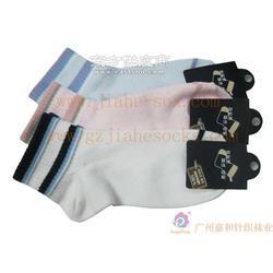 女士运动袜纯棉运动袜短统运动袜图片