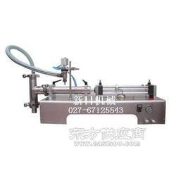 长城干红葡萄酒灌装机 液体灌装机 全自动液体灌装机图片