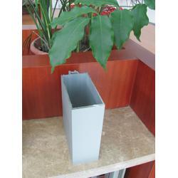 铝合金普通玻璃幕墙型材及成品加工图片