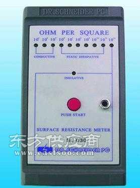 测试产品是否防静电请用防静电表面电阻测试仪