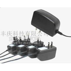 固态LED强光灯锂电池充电器高亮度LED探照灯充电器图片