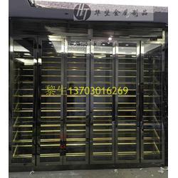 不锈钢酒柜、不锈钢酒窖酒柜厂家、定制不锈钢酒柜哪家好图片
