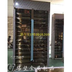 华坚在线咨询、不锈钢酒柜款式设计、不锈钢酒柜图片