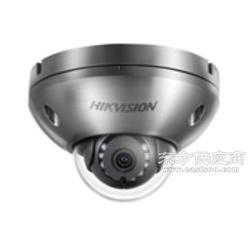 海康DS-2XC6142FWD-IS 400万1/2.7CMOS ICR日夜型半球型防腐蚀网络摄像机图片