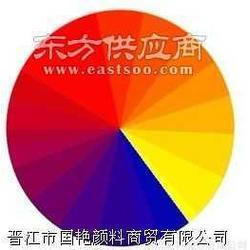 国艳207钼铬红颜料--汽车油漆专用图片