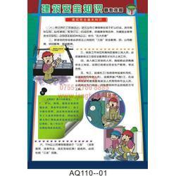 AQ314-杜絕十大交通違法行為掛圖 海報印刷圖片