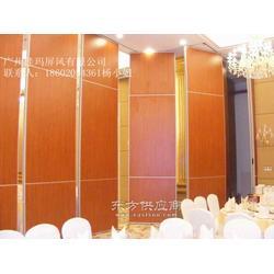 宴会厅移门-多功能折叠门-隔断门-屏风隔断门图片