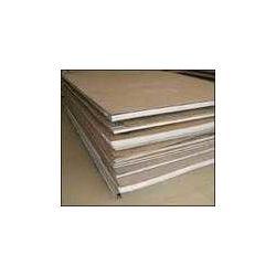 304不锈钢双面贴膜板图片