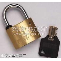梅花钥匙塑钢锁铜锁低图片