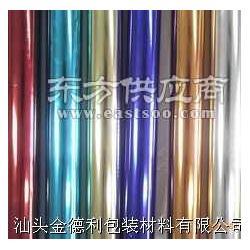 彩色电化铝图片