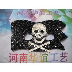 最新海盗国旗面具亮片面具饰品道具等图片