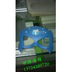 世源EVA面具热压成型EVA卡通面具热压图片
