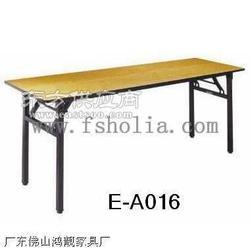 鸿靓折叠桌厂 折叠台架 广告桌 长桌 条形桌图片