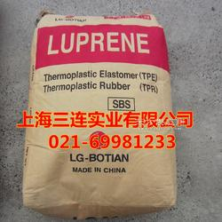 热塑性丁苯橡胶LG411图片