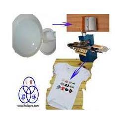 供应矽利康织带胶 环保商标印花硅胶 图纹印花胶图片
