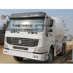 中国重汽豪沃2014款国四排放搅拌车图片