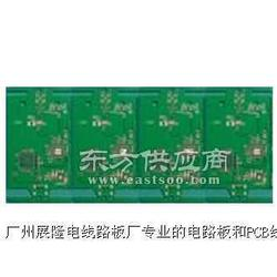 OSP无线网卡线路板图片
