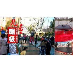 北京社区户外蹦蹦床儿童玩具游乐设施配件植绒超柔绒图片