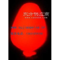 硅胶夜光粉发红光红色夜光粉图片