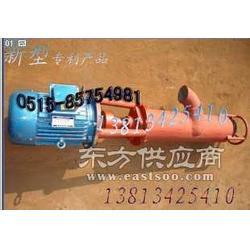 吸鸡粪泵吸猪粪泵电动抽粪吸粪泵双搅龙吸粪泵图片