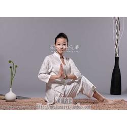 康愫雅 印度风情瑜伽服 棉麻、亚麻瑜伽服图片